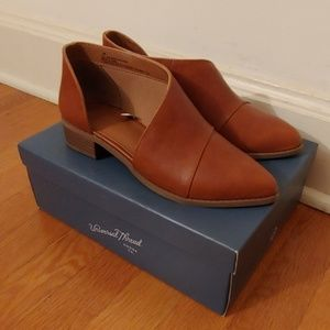 *NWT* Women's Wenda Cut Out Bootie (Cognac)